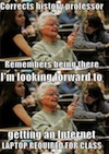 old lady, education, school, meme
