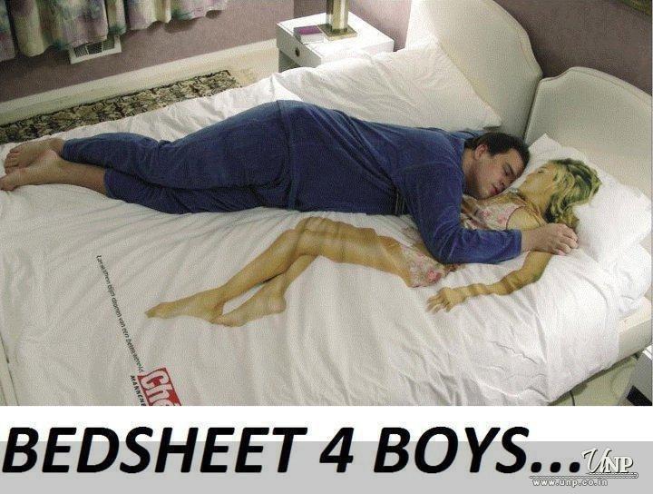 bed sheet, girl, print, boys