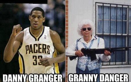 name, danny granger, granny danger