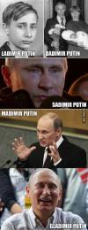 vladamir putin, pun, wordplay, russia
