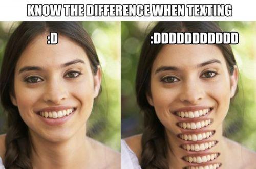 meme, texting, smiley