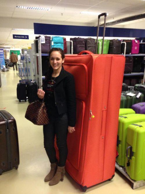 luggage, huge, wtf, giant