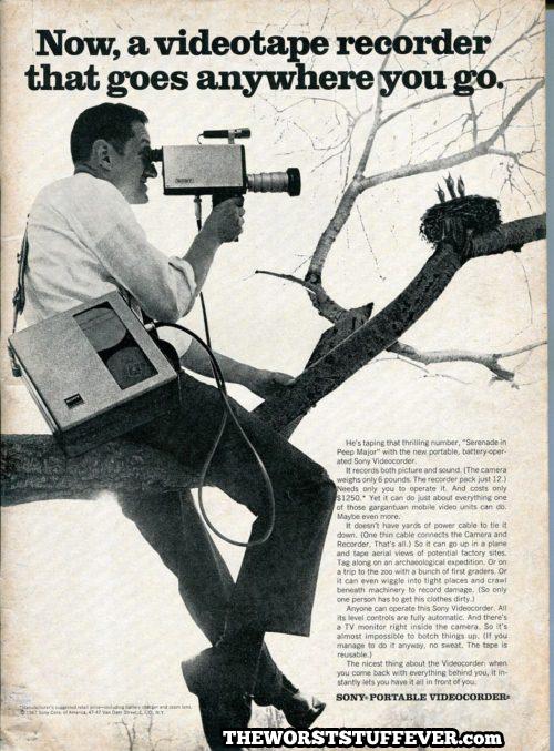 old, technology, progress, videotape recorder
