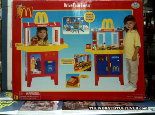 mcdonalds, toy, cashier, kids, product, worst
