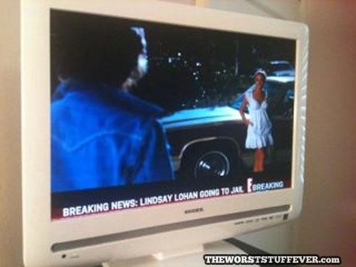 lindsay lohan, breaking news, lindsay lohan going to jail, fail