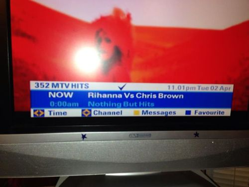 chris brown, hits, tv, mtv, suggestive
