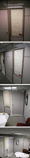 april fools, prank, troll, foam, office