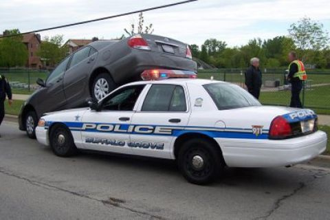 car, fail, accident, police, wtf