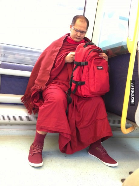 red, metro, bus, train, guy