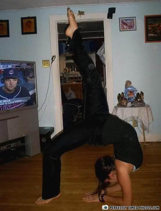timing, tv, flexible, gymnast