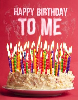 birthday, cake, candles