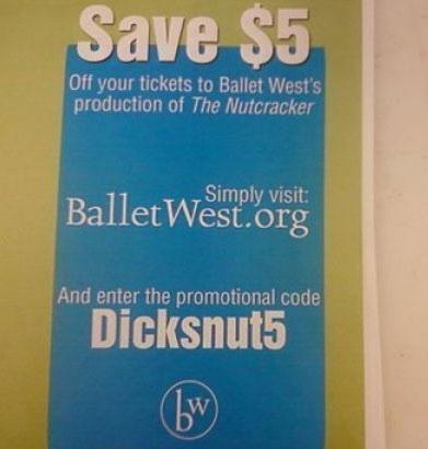 worst, coupon code, nutcracker, ballet