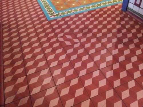 floor, tiles, ocd, one job