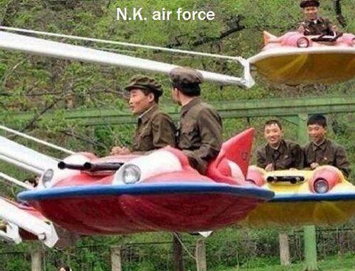 north korea air force, ride