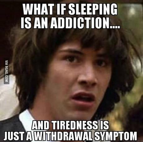 meme, conspiracy keanu, sleeping