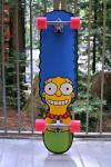 marge simpson, skateboard, simpsons, win