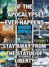 apocalypse, statue of liberty, movie posters
