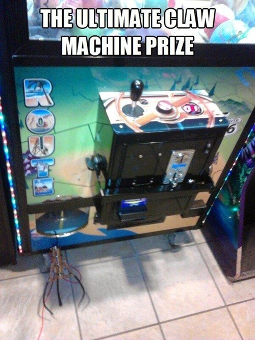 machine, game, claw