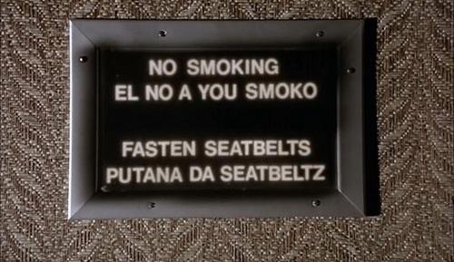 sign, spanish, fail, smoking, seatbelts