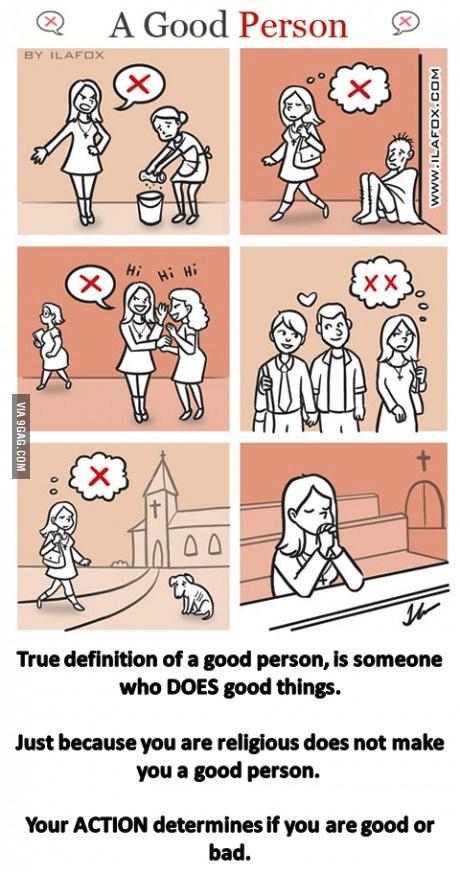 good, religion, person, life, definition