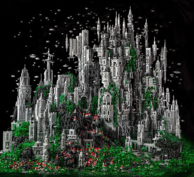 lego castle, link, win, art