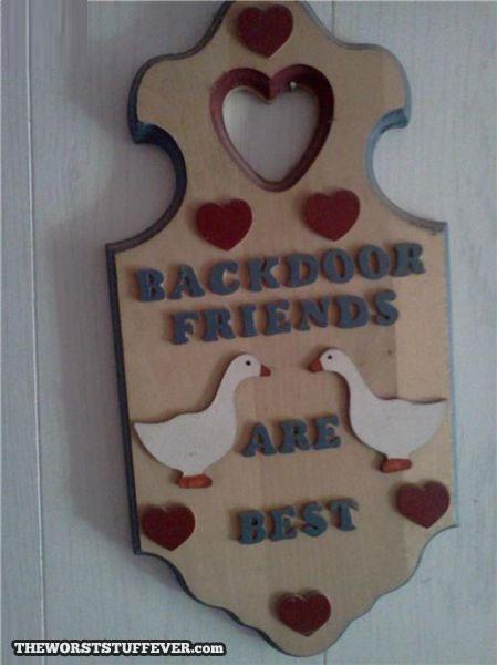 backdoor friends are best, wtf