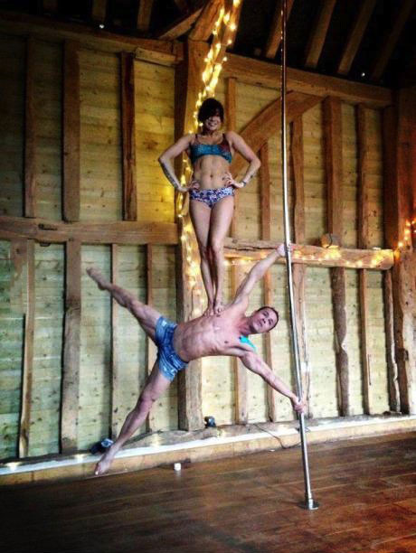 pole dancing, strength, athletes, circus