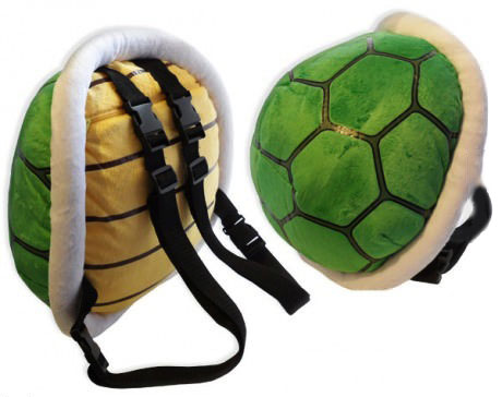 back pack, turtle shell, product, win
