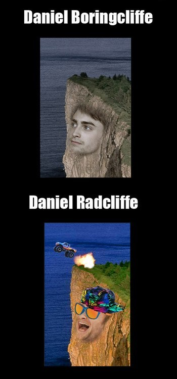 daniel radcliffe, harry potter, wordplay