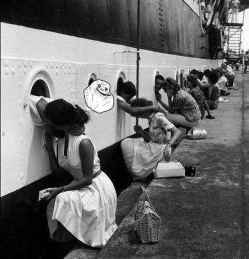 ship, forever alone, seaman