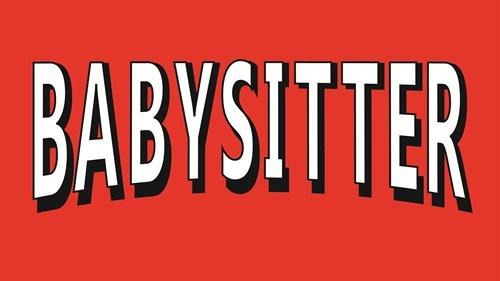 netflix, logo, babysitter