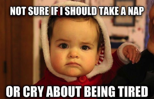 baby, meme, cry, tired, nap