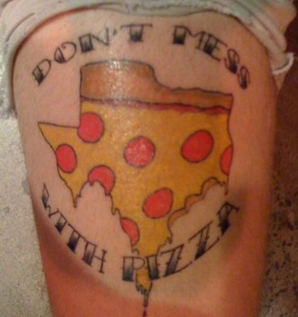 tattoo, texas, pizza, win, fail