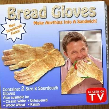 product, bread gloves, wtf, lol