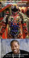 power rangers, rangerception, xzibit