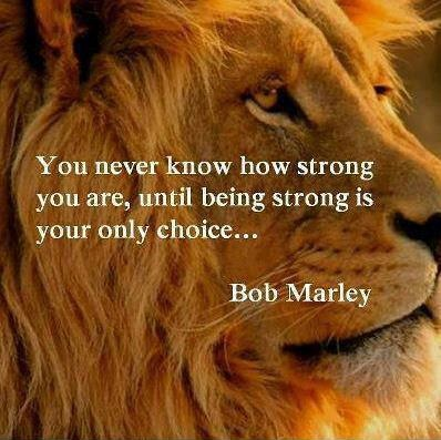 quote, bob marley, strength, strong
