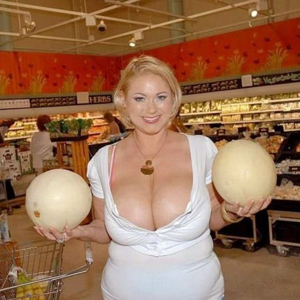 melons, boobs, big