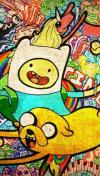 fan art, adventure time