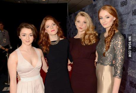 women, beautiful, girls, Game of Thrones, actresses