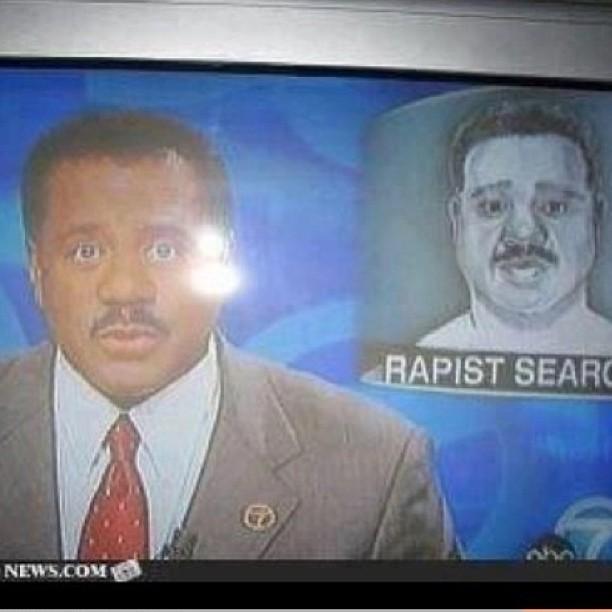 news, rapist, search, looks like, sketch