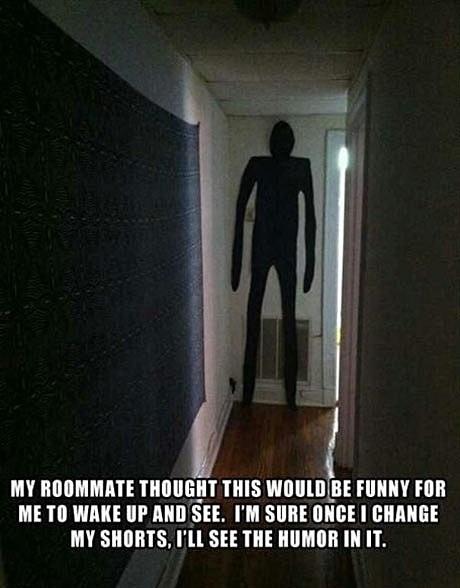 slenderman, story, prank, troll, roommate