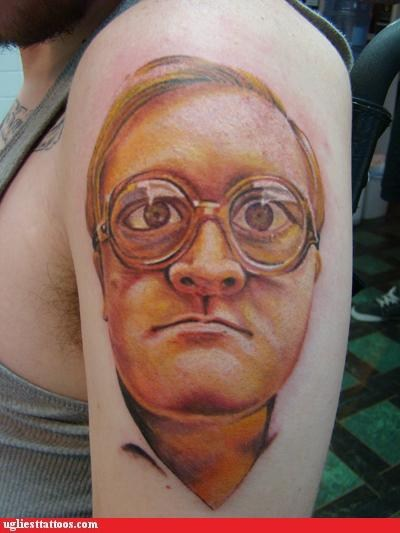 trailer park boys, bubbles, tattoo, fail