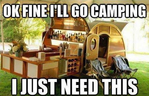 meme, camping, portable bar, win
