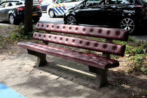 bench, win, padded