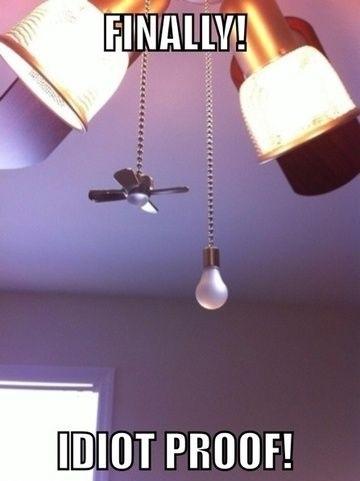 ceiling fan, cord, meme, win