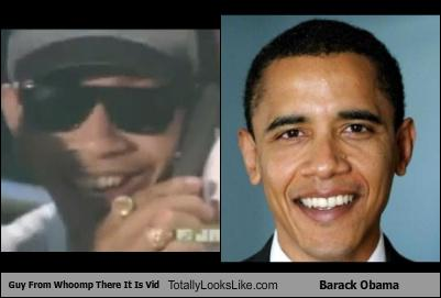 obama, totallylookslike, whoomp there it is, Was President Obama in Tag Team's Whoomp There It Is Video