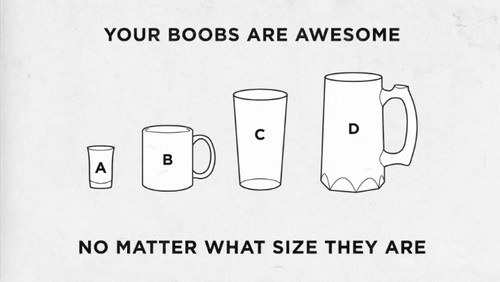 boobs, awesome, size