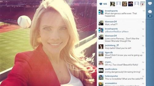 selfie, story, facebook, baseball