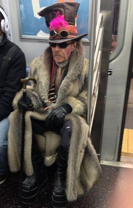 pimp, public transport, wtf, getup, old man