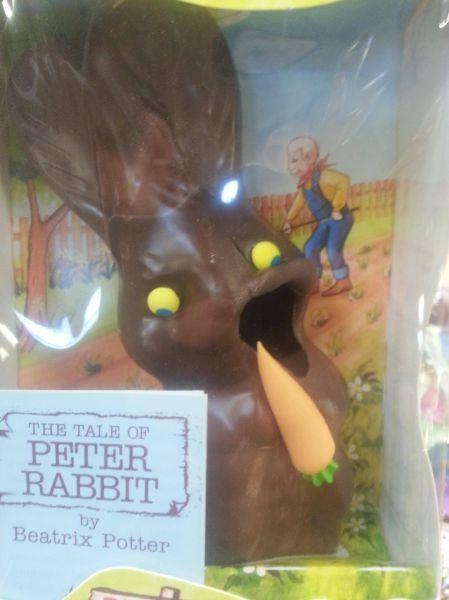 chocolate, fail, rabbit, derp
